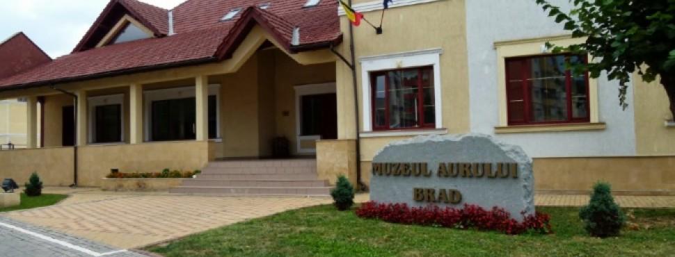 Muzeul aurului din Brad