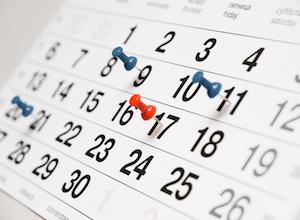 Calendar evenimente Deva Turism