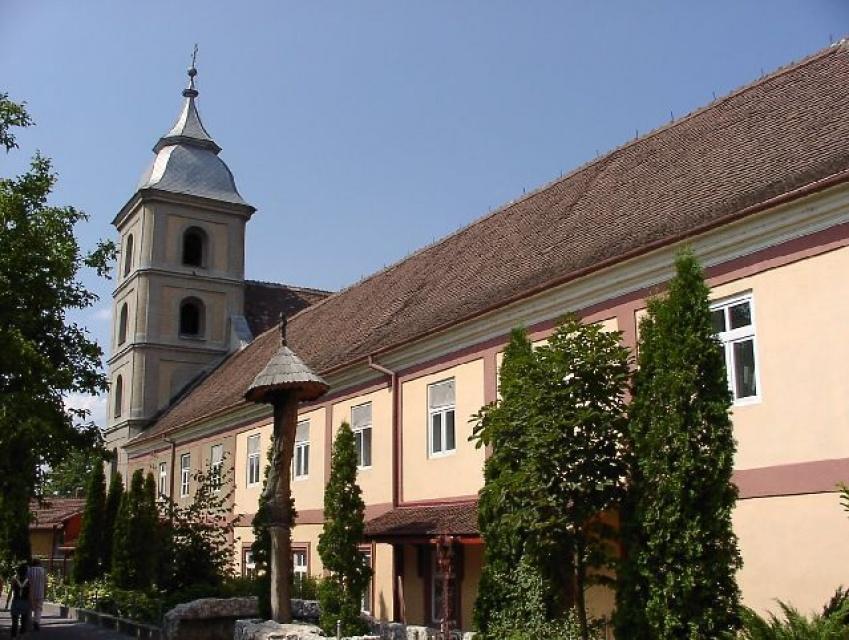 Mănăstirea Franciscană Deva – CNIPT – Centrul National de Informare si Promovare Turistica a Municipiului Deva